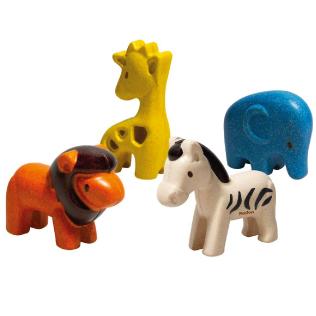 Plan Toys Animal Figures