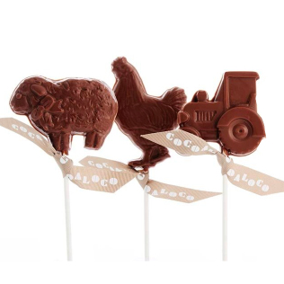 Chocolate Lollies