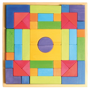 Wooden Play Blocks