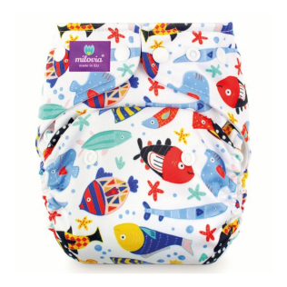 Milovia Nappies & Covers