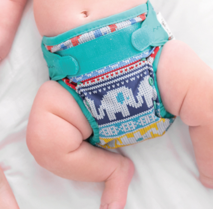 Cloth Nappies Thumbnail Image