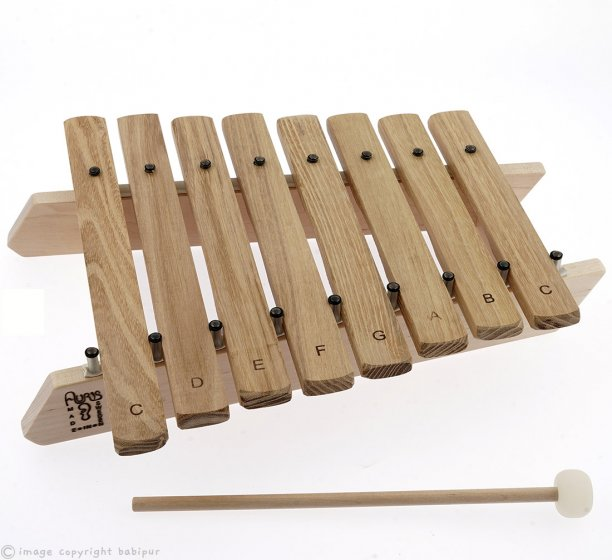 Auris Diatonic Xylophone – 8 Note