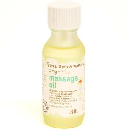 LGR Organic Massage Oil