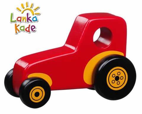 Lanka Kade Red Tractor