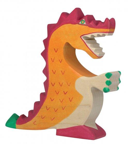 Holztiger Red Dragon