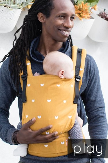 Tula Free to Grow Baby Carrier-Play