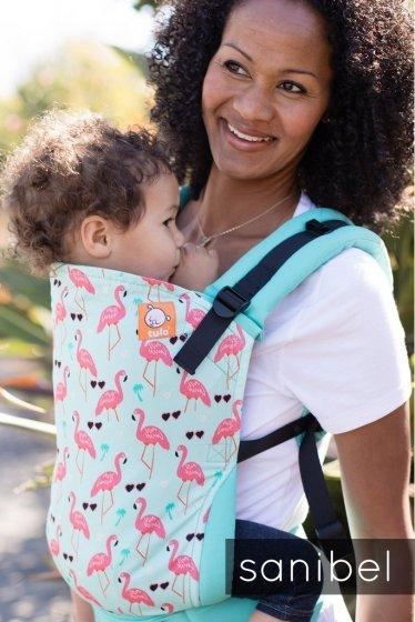 Tula Standard Baby Carrier - Sanibel