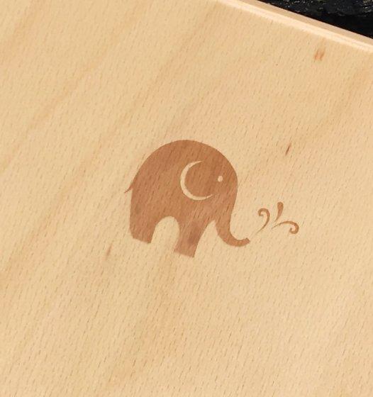 Babipur Wobbel Boards No Felt Beech Wood