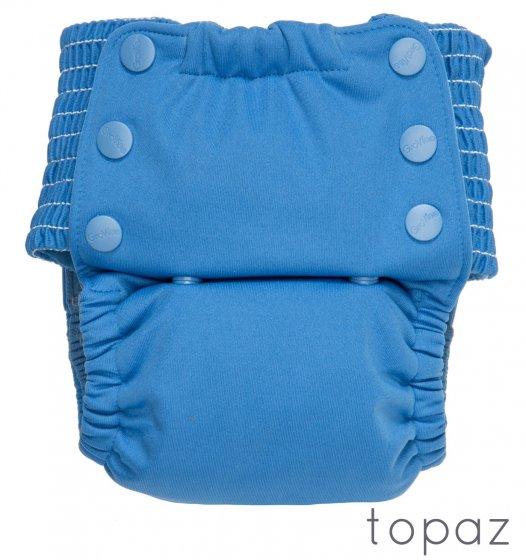 GroVia My Choice Trainer Pants-Topaz