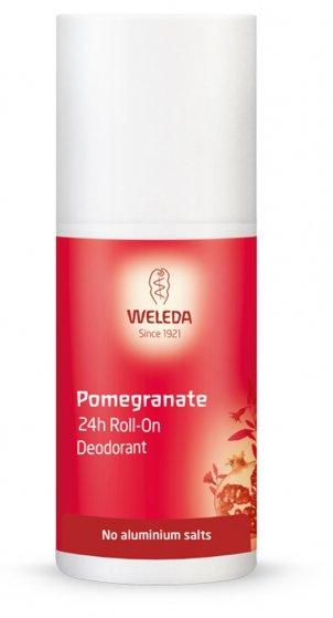 Weleda Pomegranate Roll On Deodorant 50ml