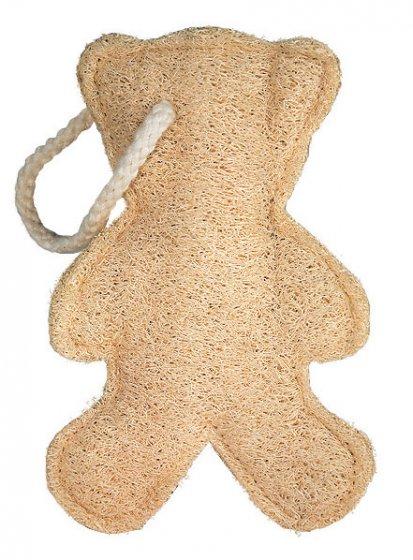 Croll & Denecke Teddy Loofah Sponge