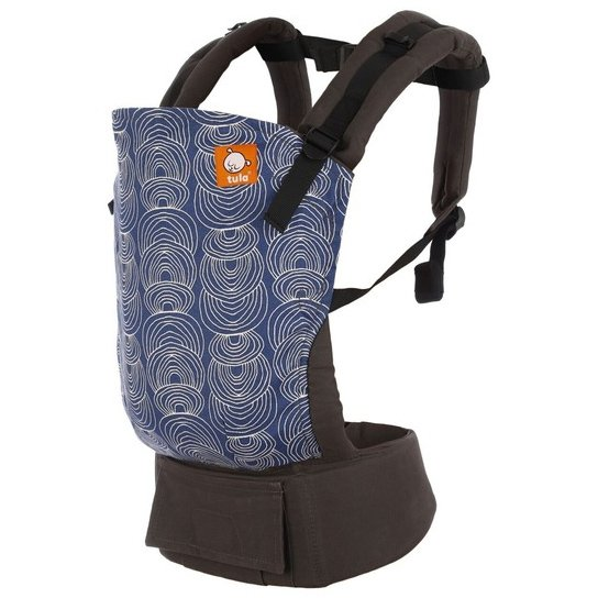 Tula Standard Baby Carrier - Ripple