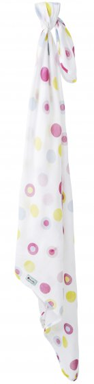 Piccalilly Bubble Spot Muslin