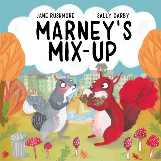 Marney's Mix-Up by Jane Rushmore