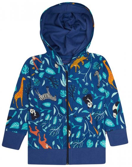 Piccalilly wildlife hoodie