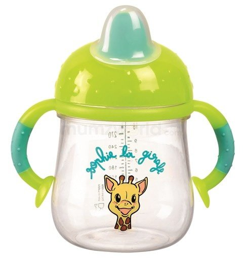Sophie the Giraffe 3-in-1 Trainer Cup