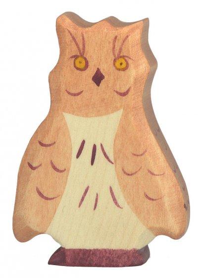Holztiger Brown Owl
