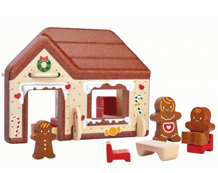 Plan Toys Gingerbread House