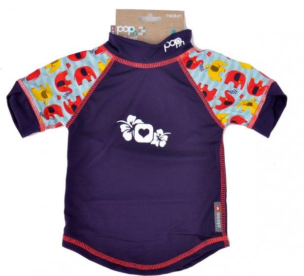 Pop-In Elephant Rash Vest