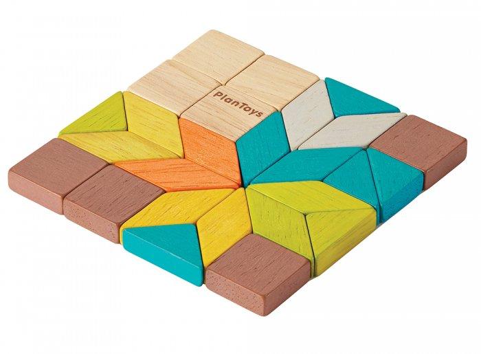 Plan Toys Mini Mosaic Tin