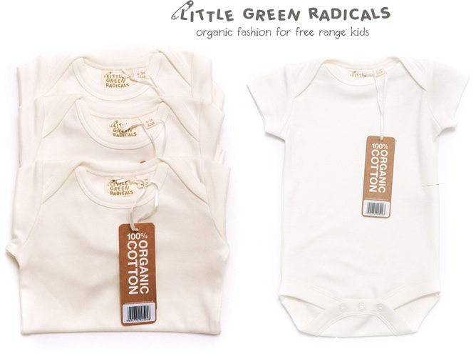 LGR 3 Pack SS Baby Bodies
