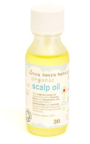 LGR Organic Scalp Oil