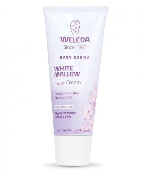 Weleda Baby White Mallow Face Cream