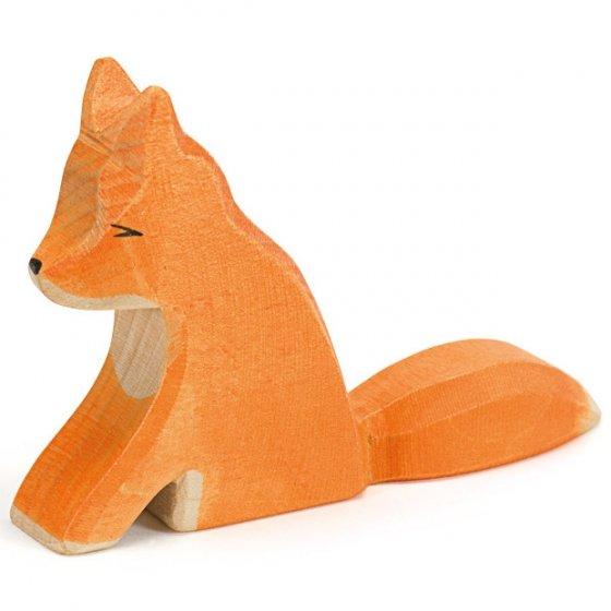 Ostheimer Sitting Fox
