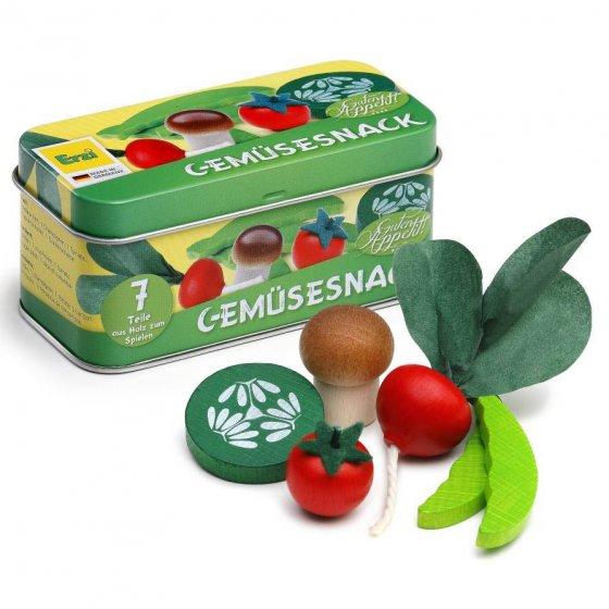 Erzi Vegetable Snacks In A Tin