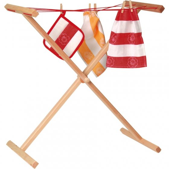 Gluckskafer Clothes Horse