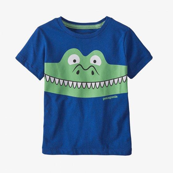 Patagonia Little Kids Graphic Organic T-Shirt Patagator