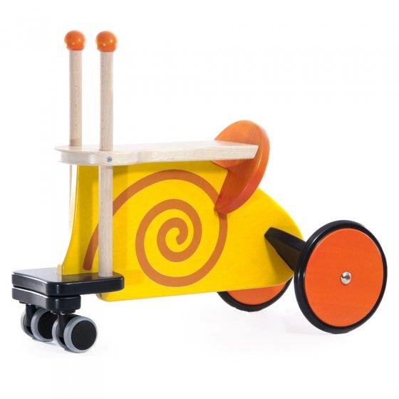 Bajo Snail Ride-On