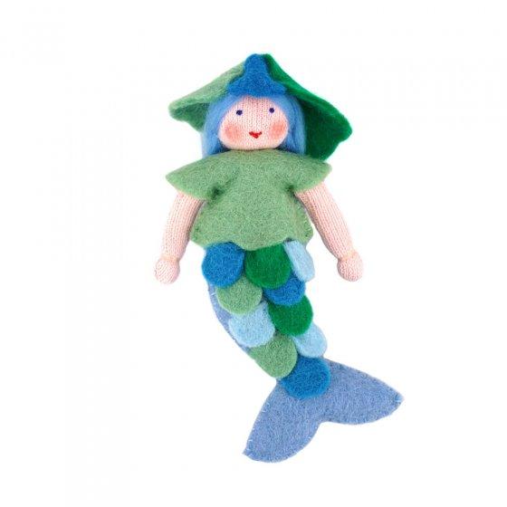 Ambrosius Blue Mermaid White Skin