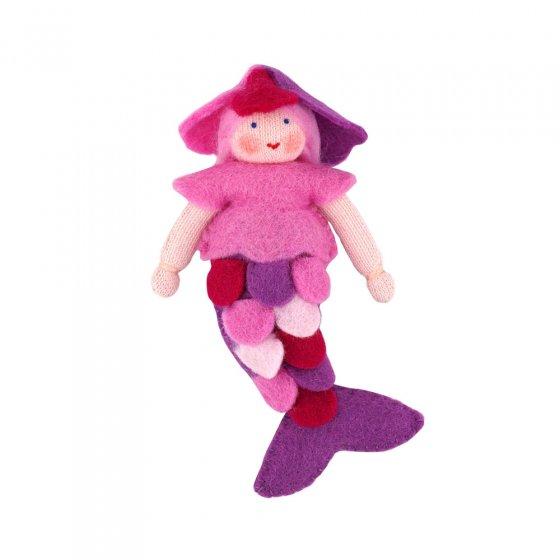 Ambrosius Pink Mermaid White Skin