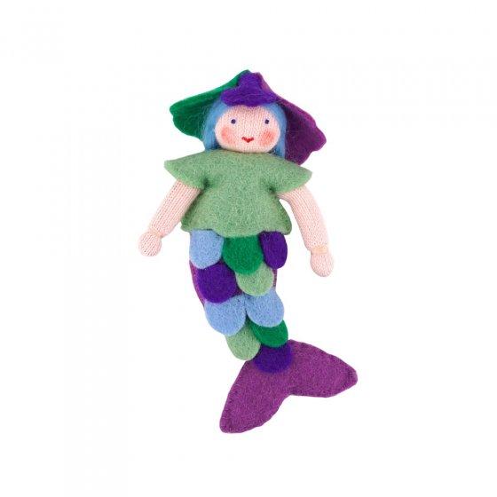 Ambrosius Purple Mermaid White  Skin