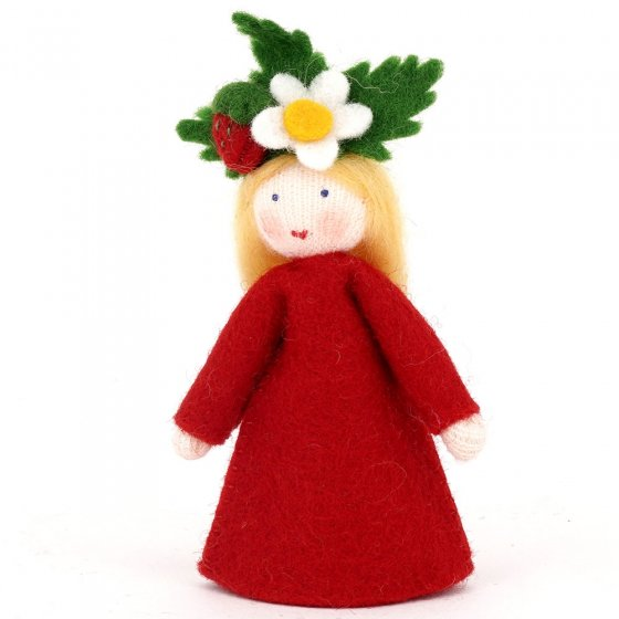 Ambrosius Strawberry Crown Fairy White Skin 7-8cm