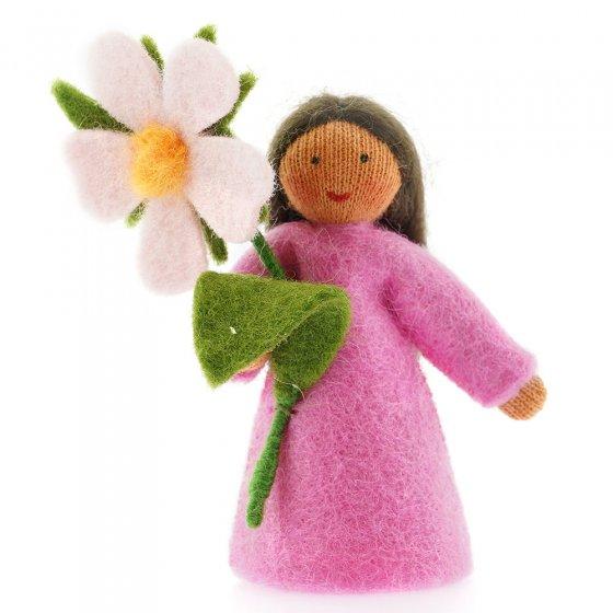 Ambrosius Sweet Briar Flower Fairy Dark Brown Skin