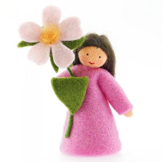 Ambrosius Sweet Briar Flower Fairy Light Brown Skin