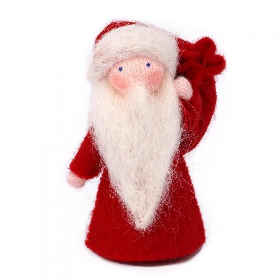 Ambrosius Father Christmas White Skin 8-10cm