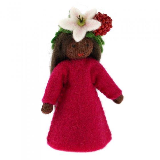 Ambrosius Raspberry Crown Fairy Black Skin 7-8cm