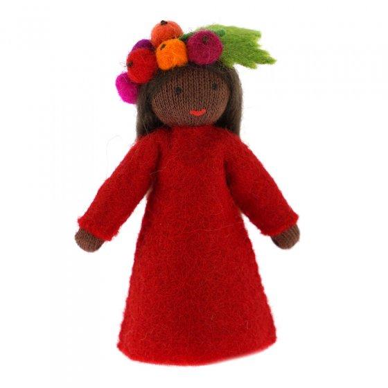 Ambrosius Redcurrant Crown Fairy Black Skin 7-8cm