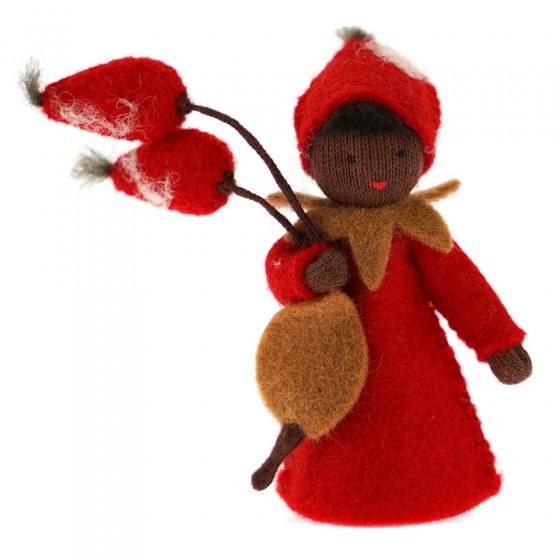 Ambrosius Christmas Rosehip Fairy Black Skin