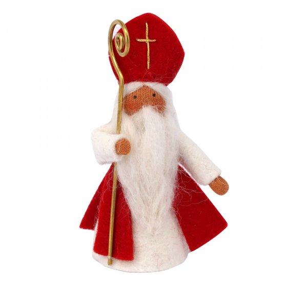 Ambrosius Saint Nicholas Light Brown Skin