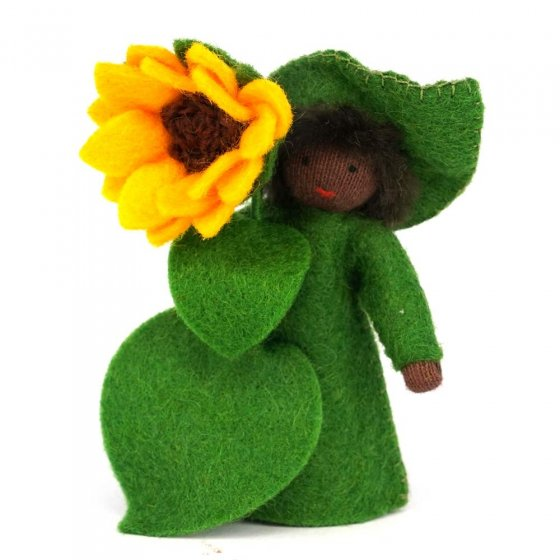 Ambrosius Sunflower Fairy Black Skin 8-10cm