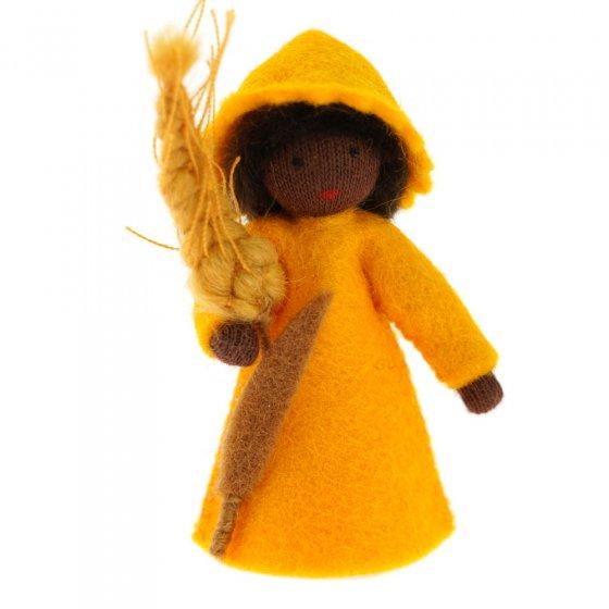 Ambrosius Wheat Fairy Black Skin 7-8cm