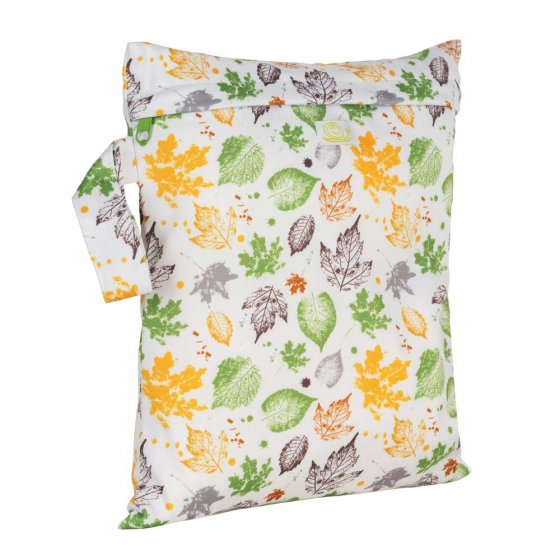 Baba + Boo Large Nappy Bag - Leaves