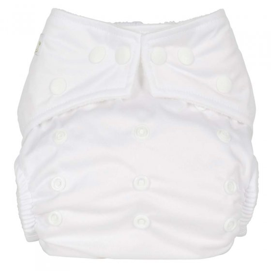 Baba + Boo Plains One-Size Nappy - Cotton