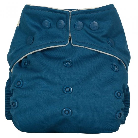 Baba + Boo Plains One-Size Nappy - Midnight