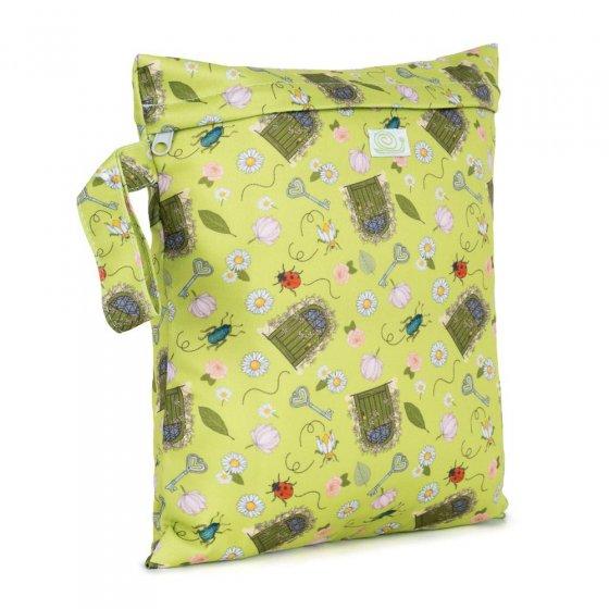 Baba + Boo Double Zip Bag - Secret Garden