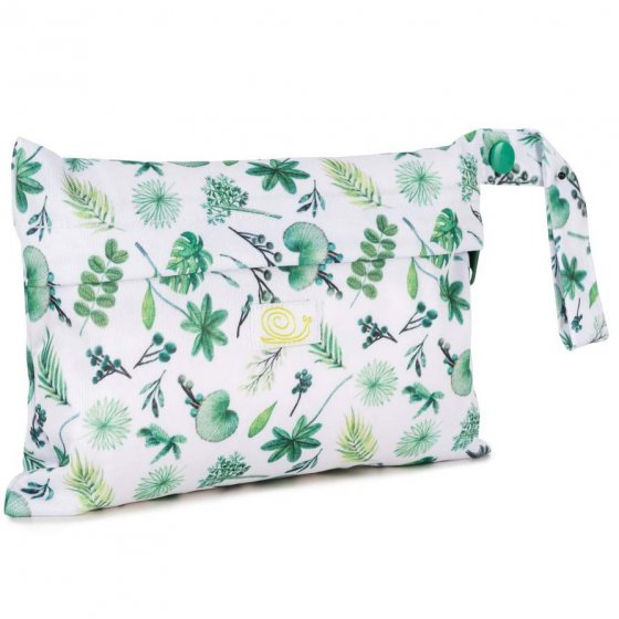 Baba + Boo Mini Wet Bag - Plants